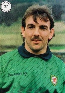 Wales goalkeeper Neville Southall in 1990.