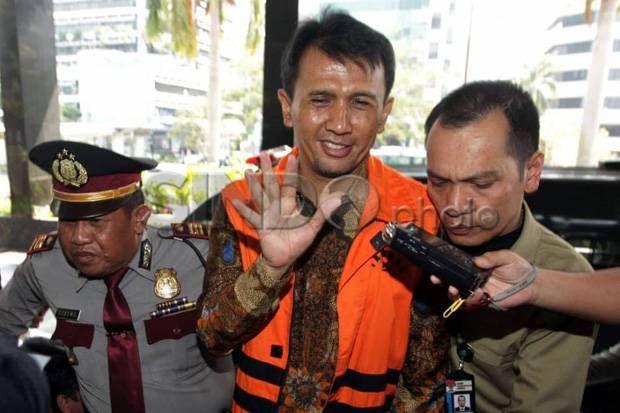 Mantan Gubernur Sumut Gatot Pujo Nugroho Divonis 4 Tahun Penjara