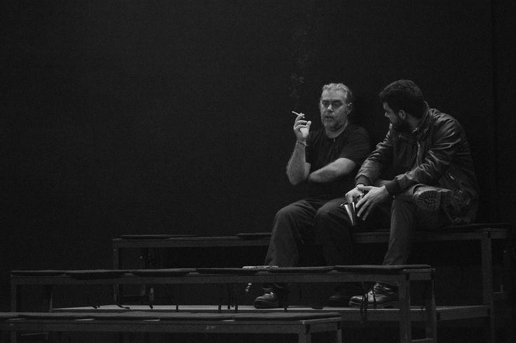 Συνέντευξη με τον Τάσο Σαγρή - Συνέντευξη: Δημήτρης Φαργκάνης - Φωτογραφίες: Σοφία Γκορτζή