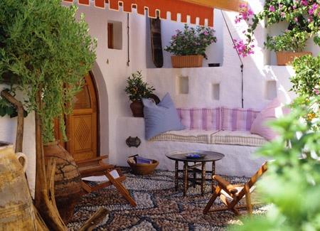 Melenos Lindos in Rhodes, Greece