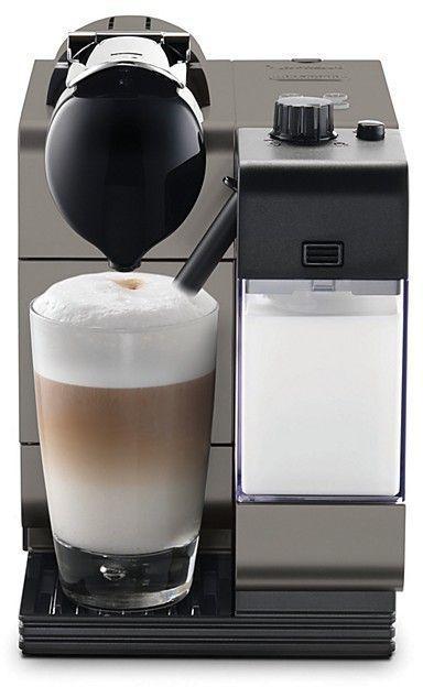 Nespresso De'Longhi Lattissima Plus Nespresso Capsule Espresso/Cappuccino Machine - This one is for me. I love lattes and cappuccinos!  #ad#espresso/cappuccino machine