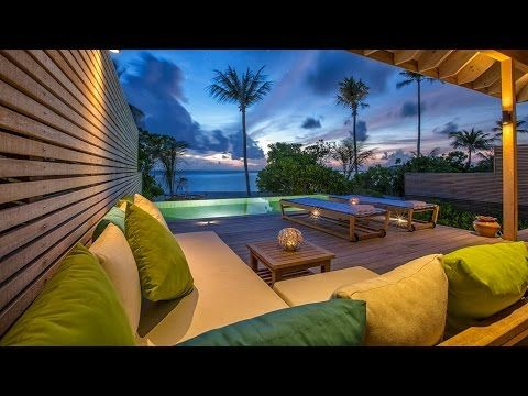 Maldives Luxury Resort - Romantic Adults Only Luxury Maldives Resort
