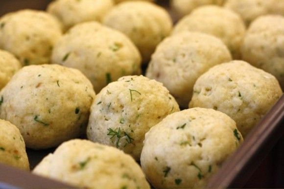 How to Make the Fluffiest, Most Delicious Matzoh Balls