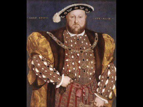 Helas Madame - Henry VIII - YouTube