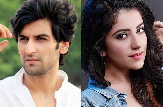 Arun Singh Rana and Dolly Chawla in Bindass' Yeh Hai Aashiqui : Tv Talks