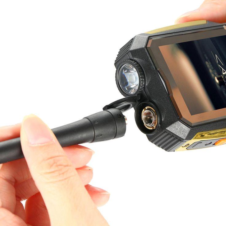 MAFAM M2 2.4 Inch 4000mAh UHF Walkie Talkie Handheld SOS Dual SIM Card FM Power Bank Mobile Phone Sale - Banggood.com