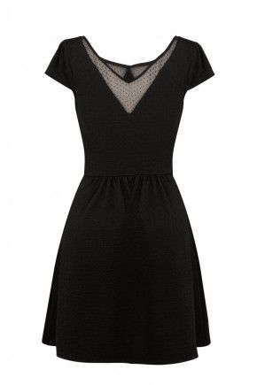 Robe fluide petites manches