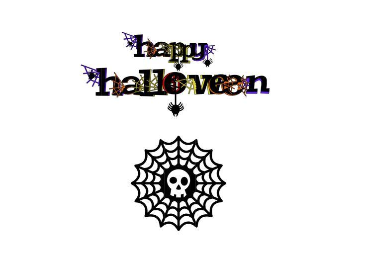 mani di rana: Halloween con la Silhouette!