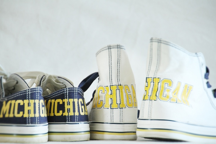 university of michigan wolverines shoes