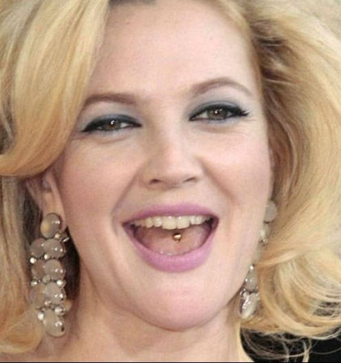 6 Celebrity Tongue Piercings | Steal Her Style