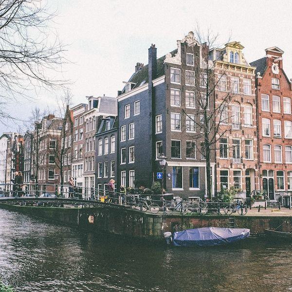 Amsterdam / photo by Roylan Jr. Pongos