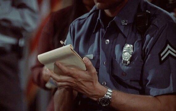 """""""We don't need the police. We can solve this ourselves."""" Fred. Everyday. All the time."""