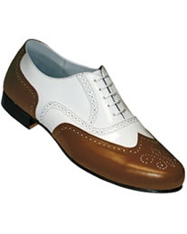 DanceStore Men's Swing & Ballroom Dance Shoes, Men's Dancing Shoes