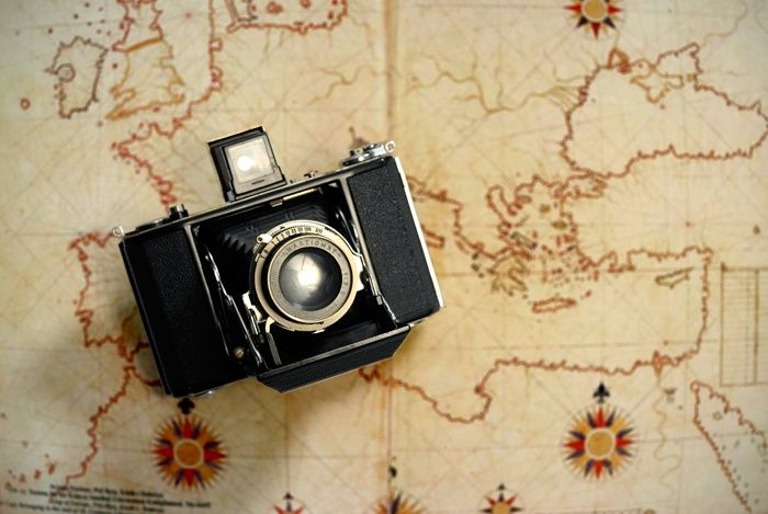 ZEISS-IKON IKONTA 520/16 by LEVENT ŞEN on 500px