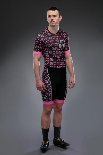 Lucky For Some Speedsuit – Hunter Bros Cycling