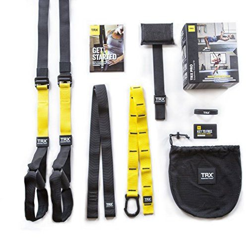 TRX PRO Suspension Training Kit - Fitness Helping Center