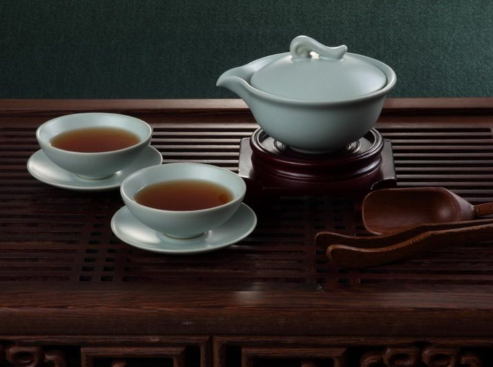 Chinese tea set   made by Tea Mill
