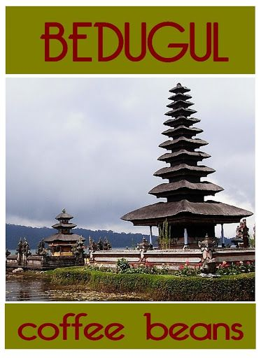 Bedugul Coffee: About Us & Our Offer