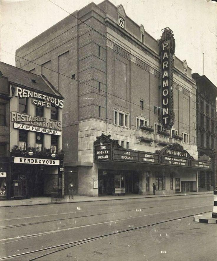 It became The Odeon | Newcastle upon tyne, Newcastle, Cinema