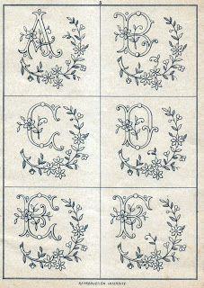 Free Easy Cross, Pattern Maker, PCStitch Charts + Free Historic Old Pattern Books: Sajou No 346: