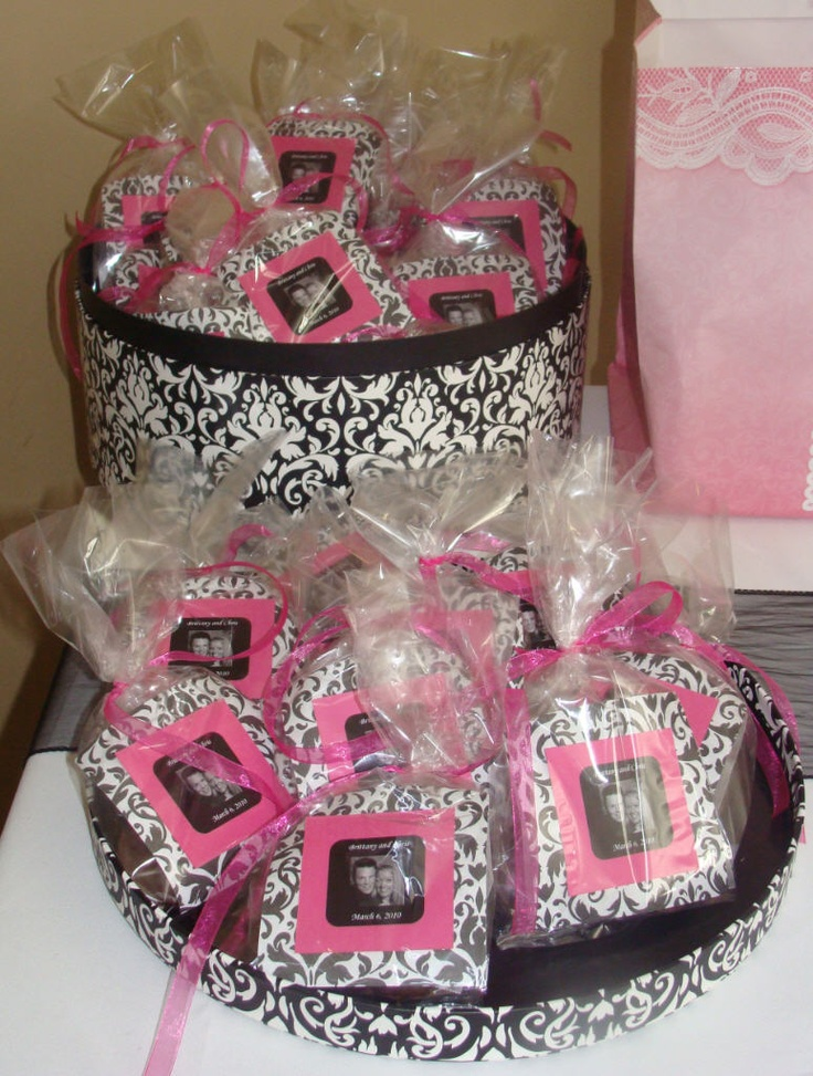Bridal Shower Bag Ideas : ... shower party shower gifts wedding showers event planning fun ideas
