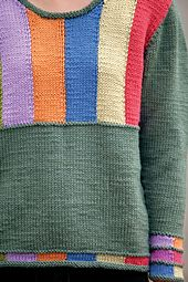 Ravelry: Color Bars pattern by Rick Mondragon