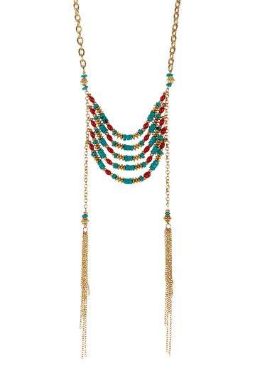 Joplin Necklace by Meghan Fabulous on @HauteLook