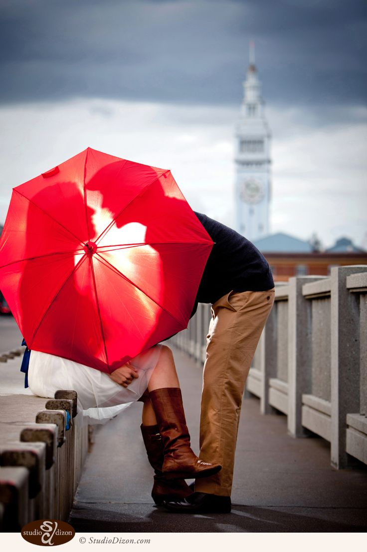 It's pictures taken with the red umbrella - day,night,in the rain...Pretty cool and it gives you ideas.And,this is extremely cute.