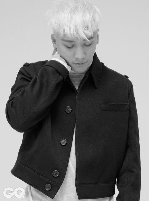 Big Bang - GQ Magazine August Issue '15: