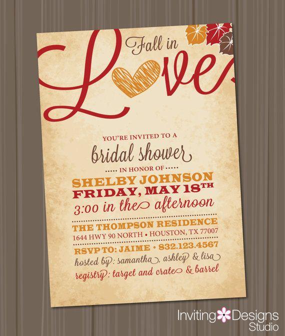 Best 25+ Fall in love bridal shower ideas on Pinterest | Daisy ...