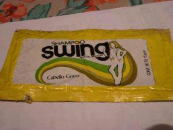 Shampoo Swing