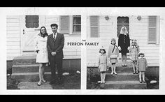 "True story behind The Conjuring"" (Don't worry this family has a happy ending ,all are ok ). The Perron family began to notice something was amiss from the first day they stepped into their lovely new home.(1970) Later it would be learned that eight generations of families had lived, and died, in the Old Arnold Estate .It did not take long before the Perrons' understood why the previous seller advised them on the day that they moved into the house, ""leave the lights on at night."""