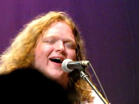 Wagon Wheel - Matt Andersen.  The headbanging at the beginning is pretty funny, but the music is awesome