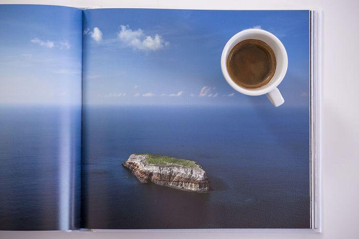 Morning a #Greek coffee! Where else? #KallistiThera #Santorini