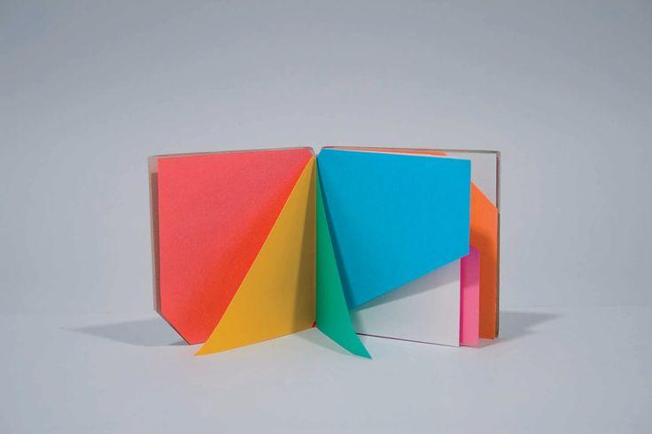 Illegible book MN 1 by Bruno Munari for Corraini