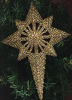 50 Best Christmas Tree Top Stars Images On Pinterest Christmas  - Make A Christmas Star Tree Topper
