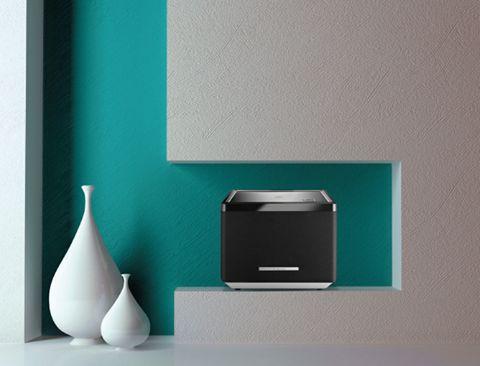 Encontro perfeito entre design e música BT-125: Coluna de som 3D com Bluetooth  http://www.lenco.com/p/bt-125/