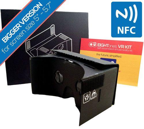 7. EightOnes VR Kit XL