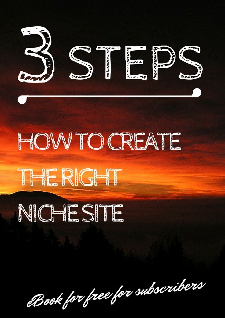 Choosing the right Niche for your Blog is the first thing that you should decide when you want start a new online business. The importance of making the right choice of the Niche Site resides in understanding who would be your readers, as well as to know the ideal client of  your service so in a future you can monetize your Blog knowing the products to promote. (Source: http://passiveincomewise.com/how-to-choose-the-right-niche-for-your-blog-in-3-steps/)