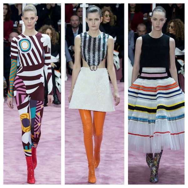 Dior's spring 2015 haute couture collection (courtesy of Fashion Times). #Fashionshow #Fashiovabledress