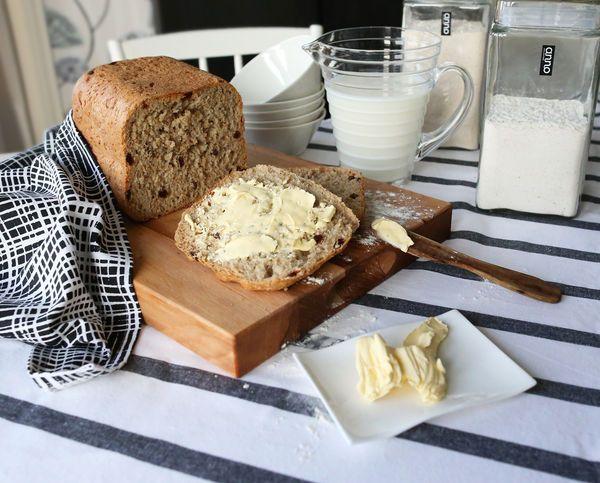 Kodin1, Elämäni koti, Vierasblogi Neovia House, Tuoretta leipää aamupalalle #elamanikoti