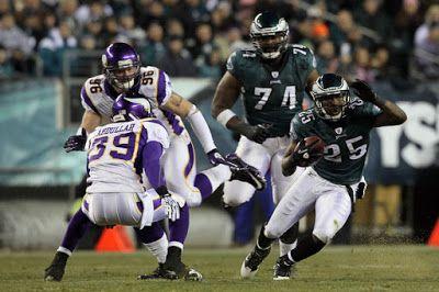 NFL FOOTBALL TICKETS: Minnesota Vikings at Philadelphia Eagles Tickets
