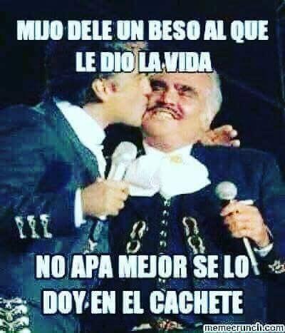 #meme #humor #Potrillo #Chente #hijo #papá