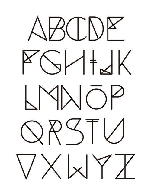 7 tipos de Letras - Taringa!