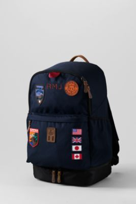School Uniform Boys' Patches Dash Pack from Lands' End