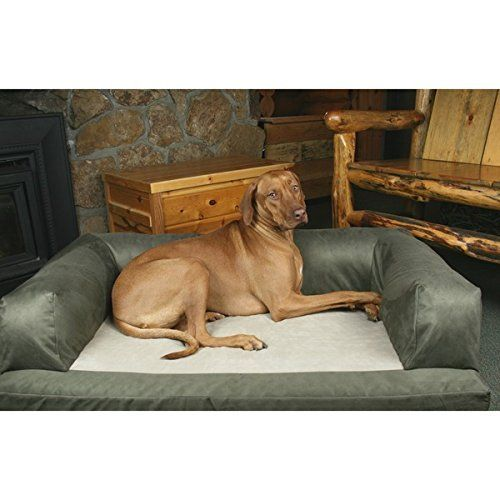 Great Dane Xxl Dog Bed Hypoloft Fiber And Orthopedic Foam