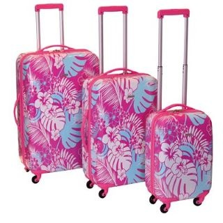 Ocean Pacific Three Piece Suitcase Set £70.00 #suitcases http://www.mrluggage.com/ocean-pacific-3-piece-4-wheel-suitcase-set-708221