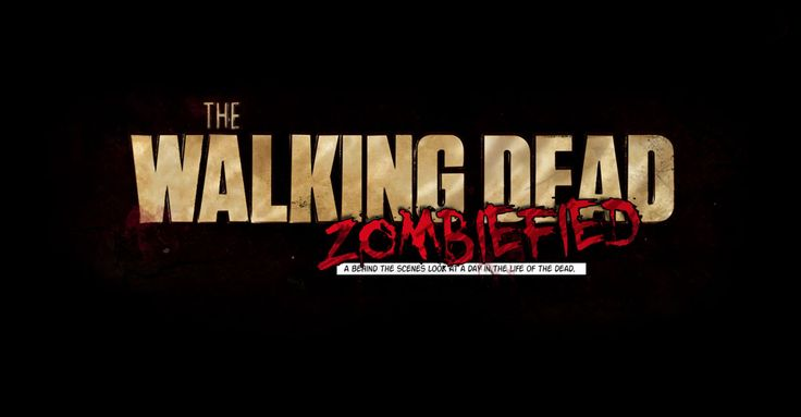 Zombified - The Walking Dead Parallax #cabletv #thewalkingdead #TWD