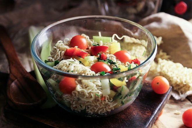 5 неожиданных блюд из доширака