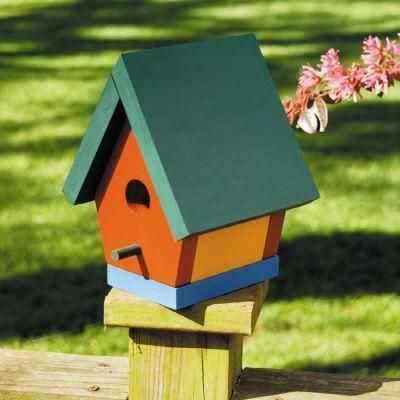 1000 images about bird house on pinterest children for Kids crafts at home depot